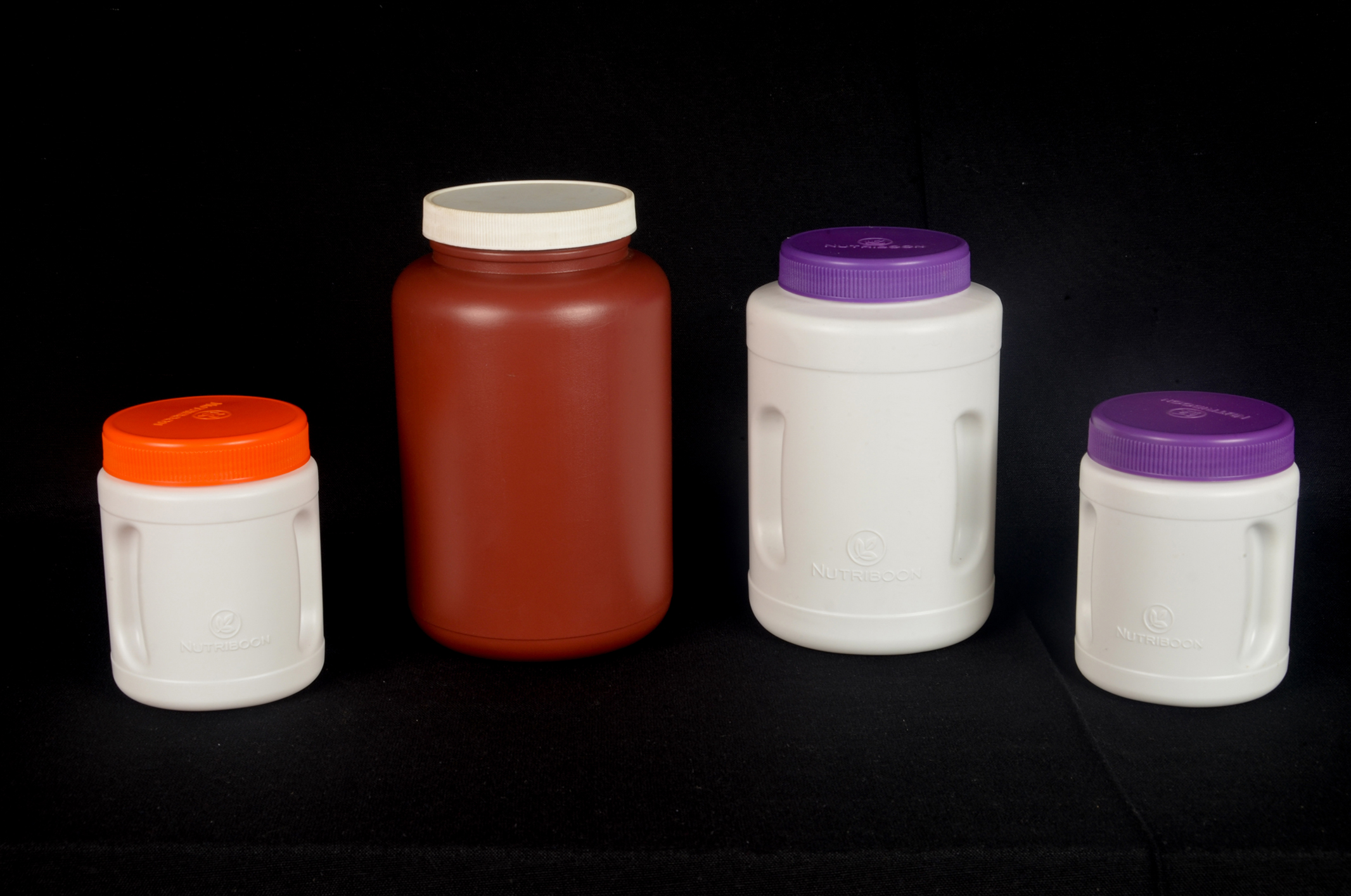 Jars for Health Supplements