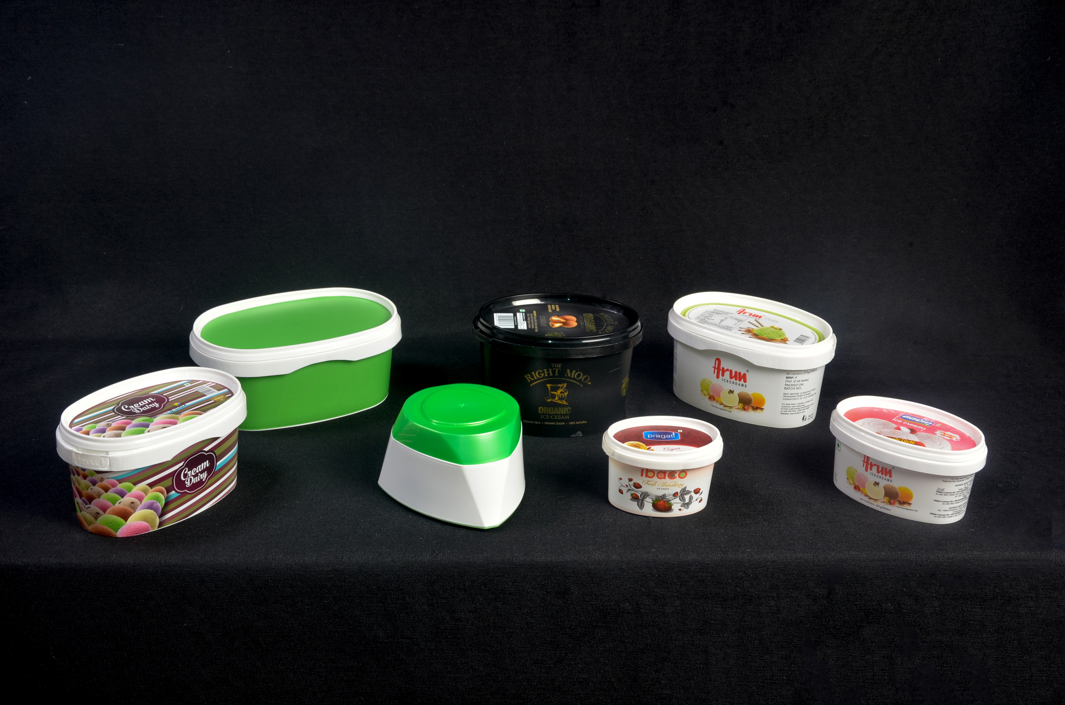IML CONTAINERS FOR DAIRY PRODUCTS